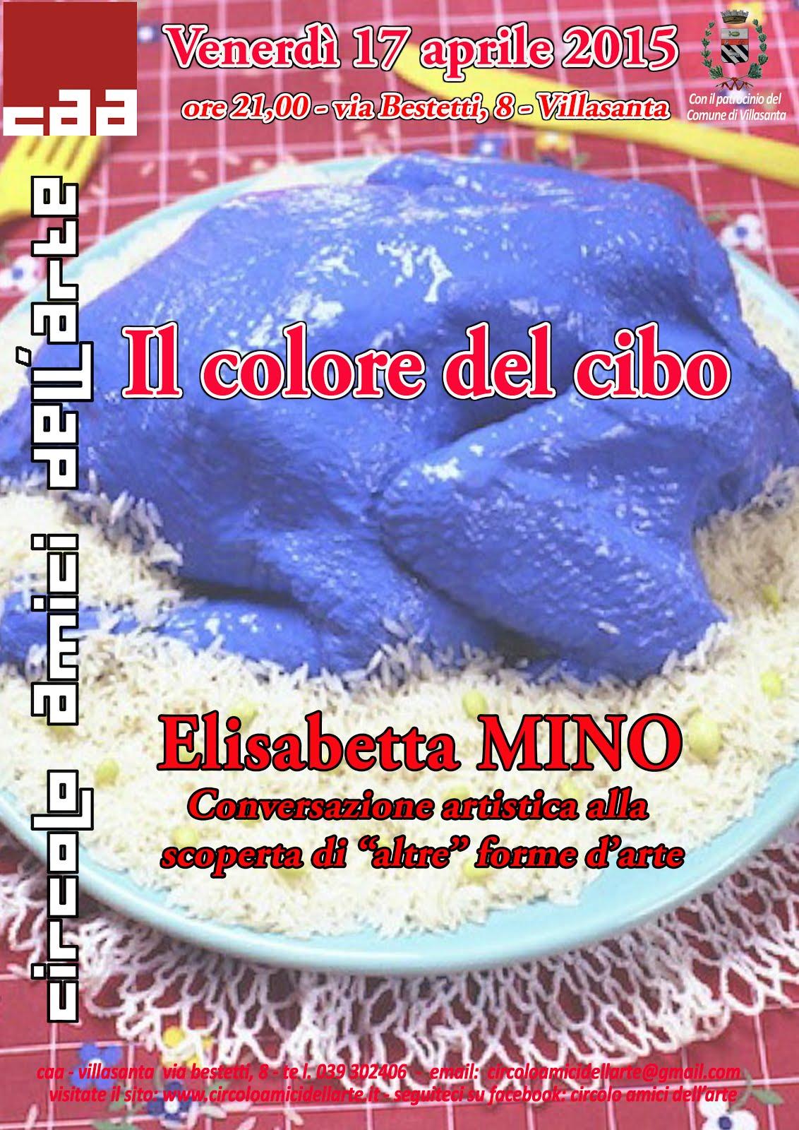Il colore del cibo - CONFERENZA