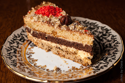 кусочек торта Генерал