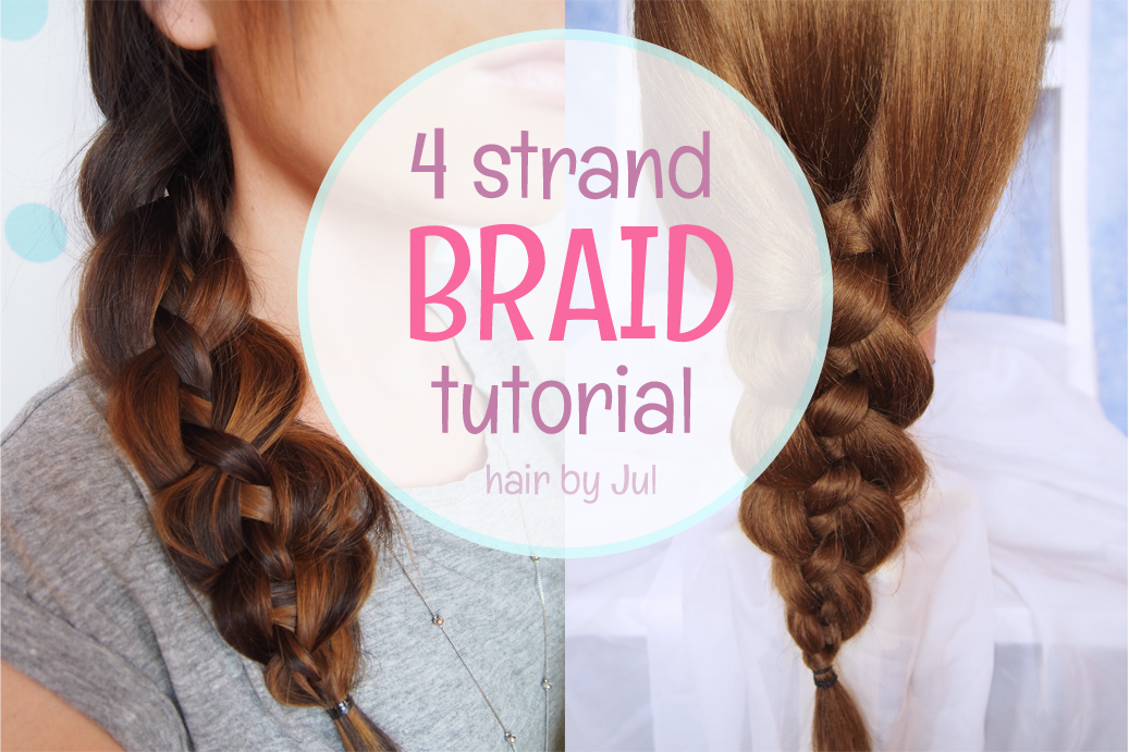 How to Do a Five Strand Braid 13 Steps with   wikiHow