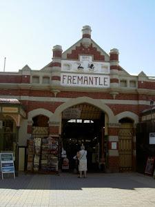 Marknad i Fremantle