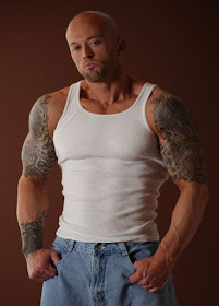 John Quinlan - Cover Model