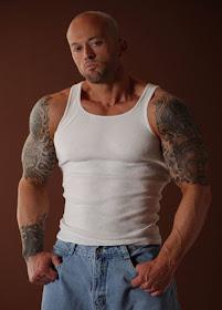 John Quinlan - Cover Model