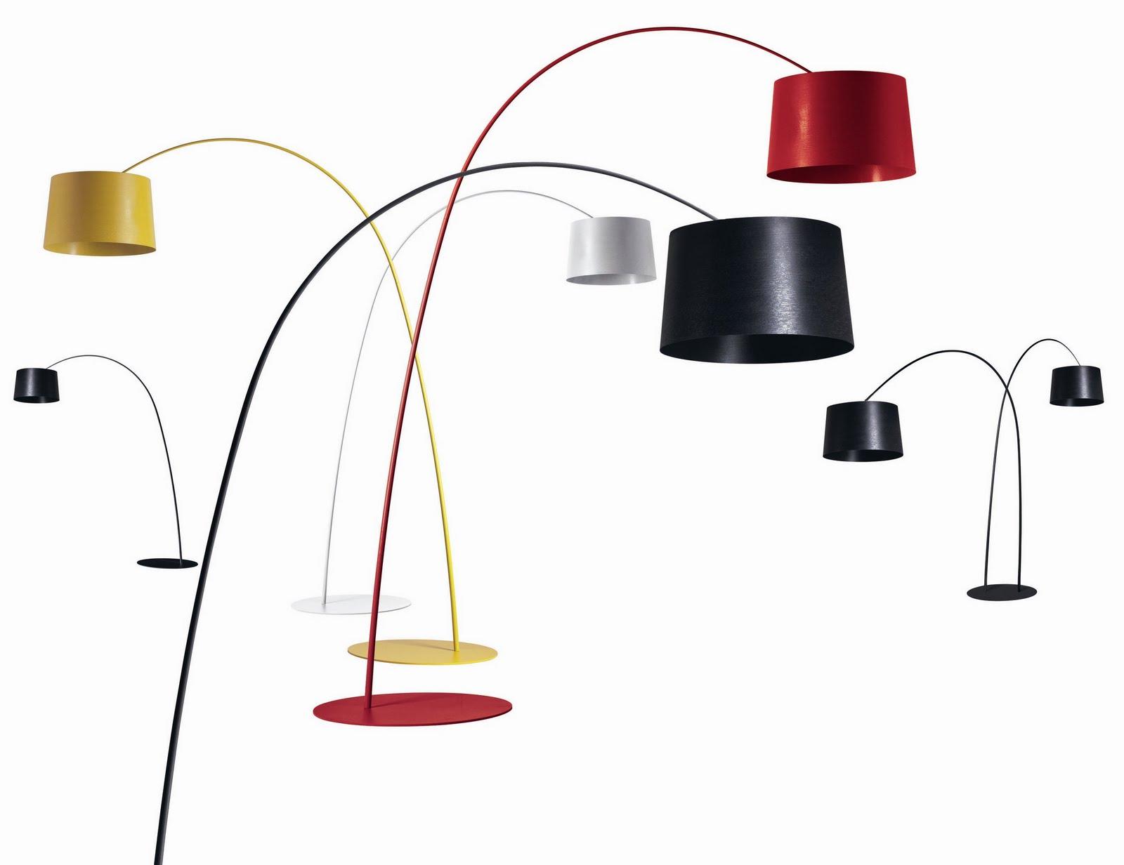 Foscarini Twiggy Floor Lamp modern design by
