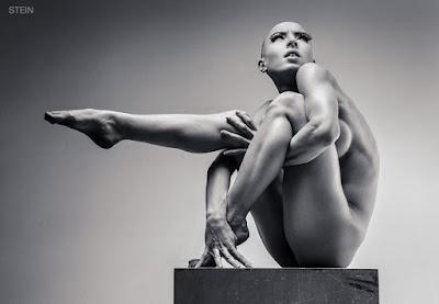 Mujeres Desnudas Fotos Artisticas en negro y blanco