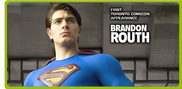 Something to Muse About: Superman Returns' Brandon Routh Headlines ...