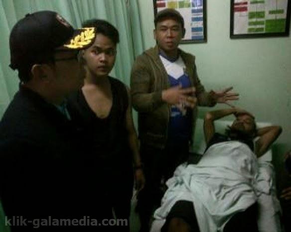 20 Bobotoh Persib Korban Penyerangan Jakmania Dirawat di Rumah Sakit