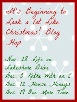 It's Beginning to Look Like Christmas Blog Hop