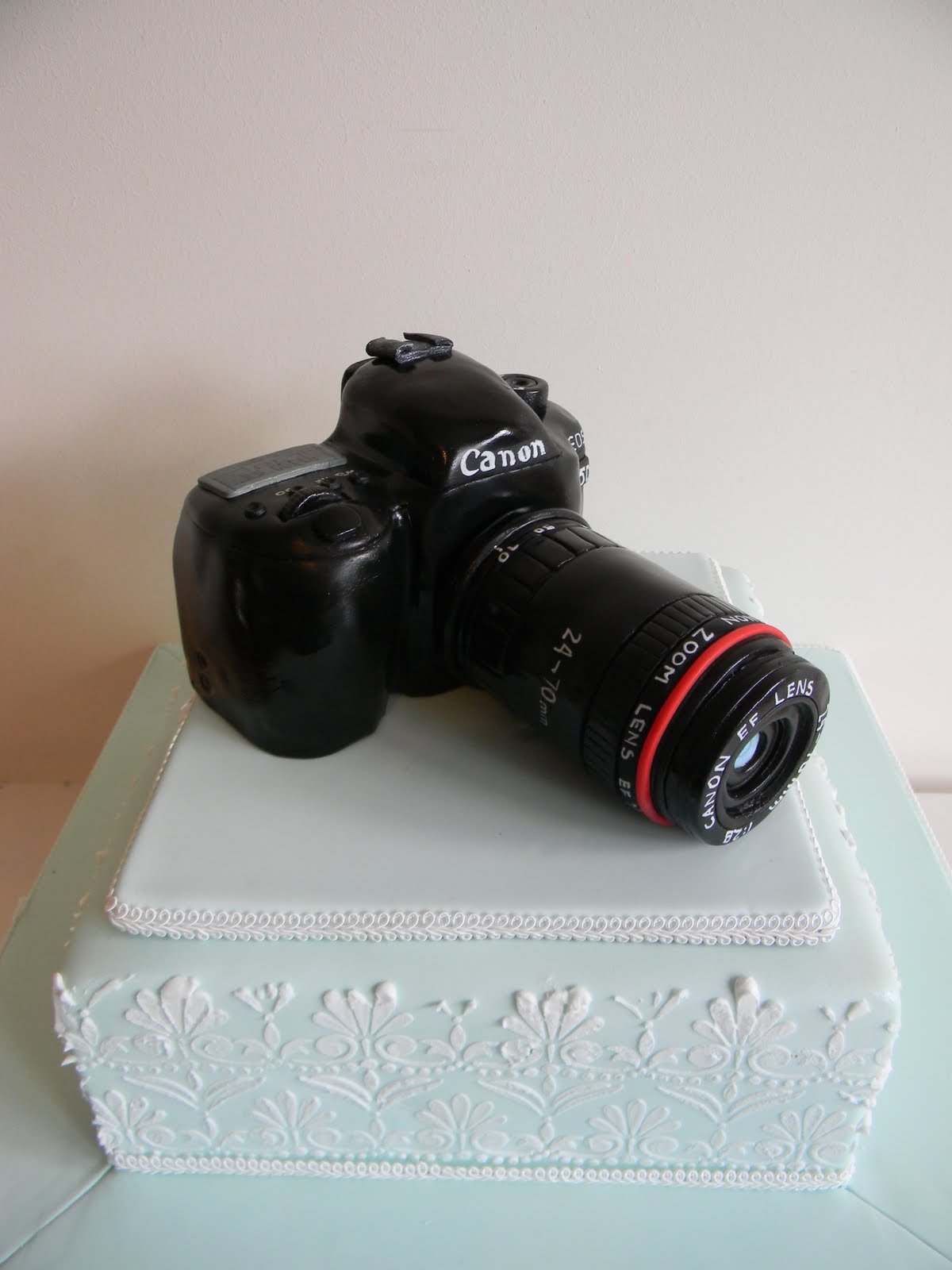 Camera Images For Cake : Coolest Cupcakes: Handi s cake course and camera cake