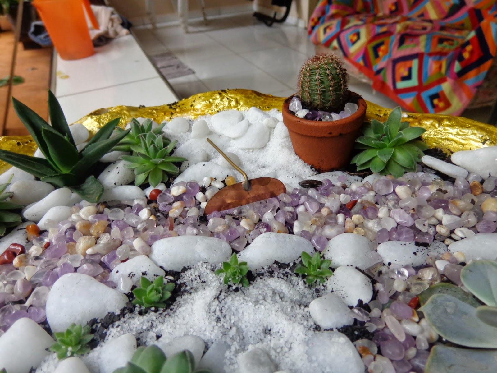mini jardim de suculentas passo a passo : mini jardim de suculentas passo a passo:Mini-jardim de cactos e suculentas – Diário de uma Sementeira