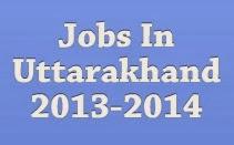Jobs in Uttarakhand image