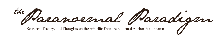The Paranormal Paradigm