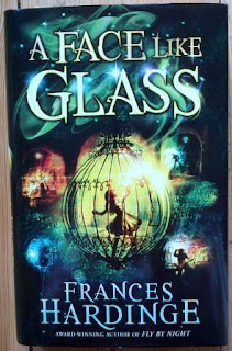 Cover for A Face Like Glass by Frances Hardinge