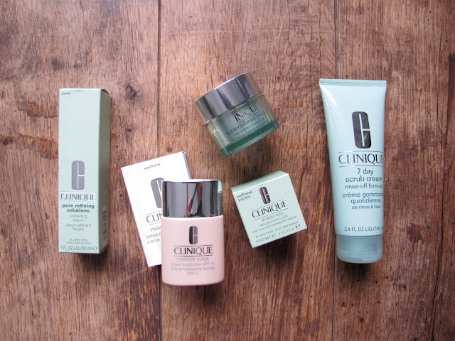 New Skincare Products // Clinique
