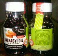 Minyak Habbatussauda Habbasyi Oil