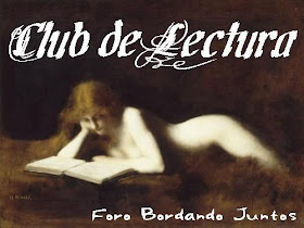"Club de lectura ""Bordando juntos"""