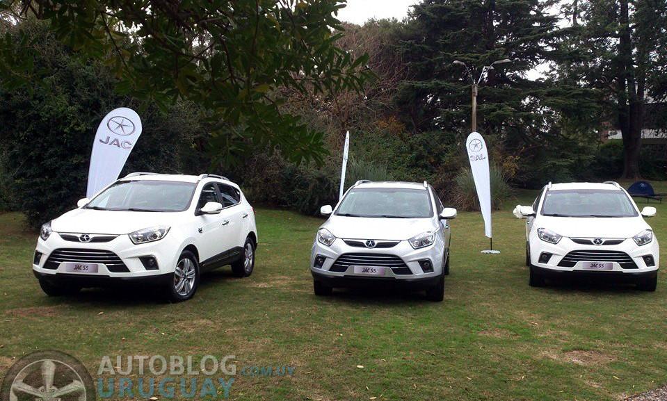 del lanzamiento del JAC S5 : Autoblog Uruguay | Autoblog.com.uy