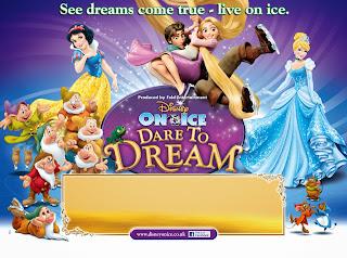 Disney Dare to Dream