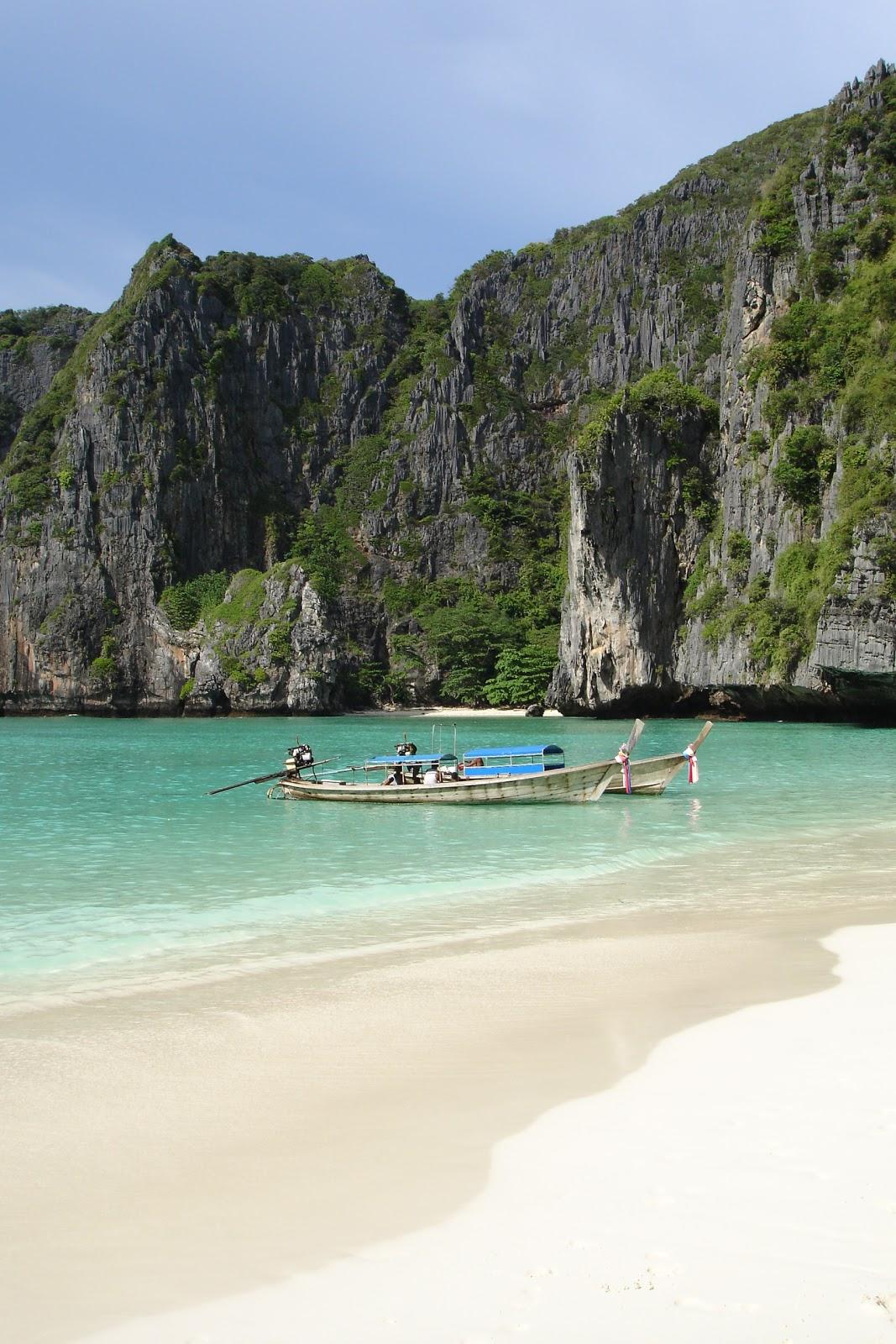 Top 10 best beaches 9 maya beach thailand