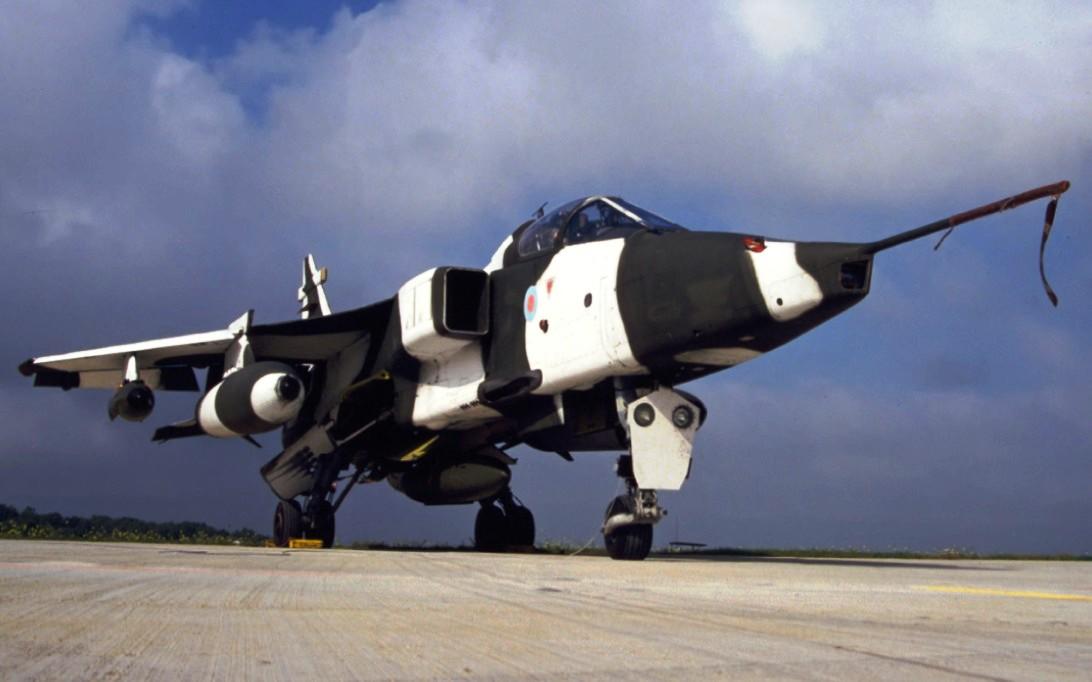 SEPECAT Jaguar jet fighter wallpaper 2
