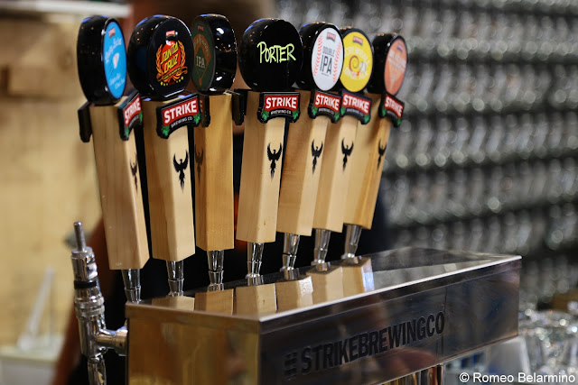Strike Brewing Co.'s Taps San Jose Breweries