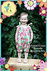 Shortcake Reversible Romper & Dress