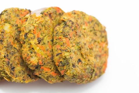 Broccoli-Potato-Carrot Patties