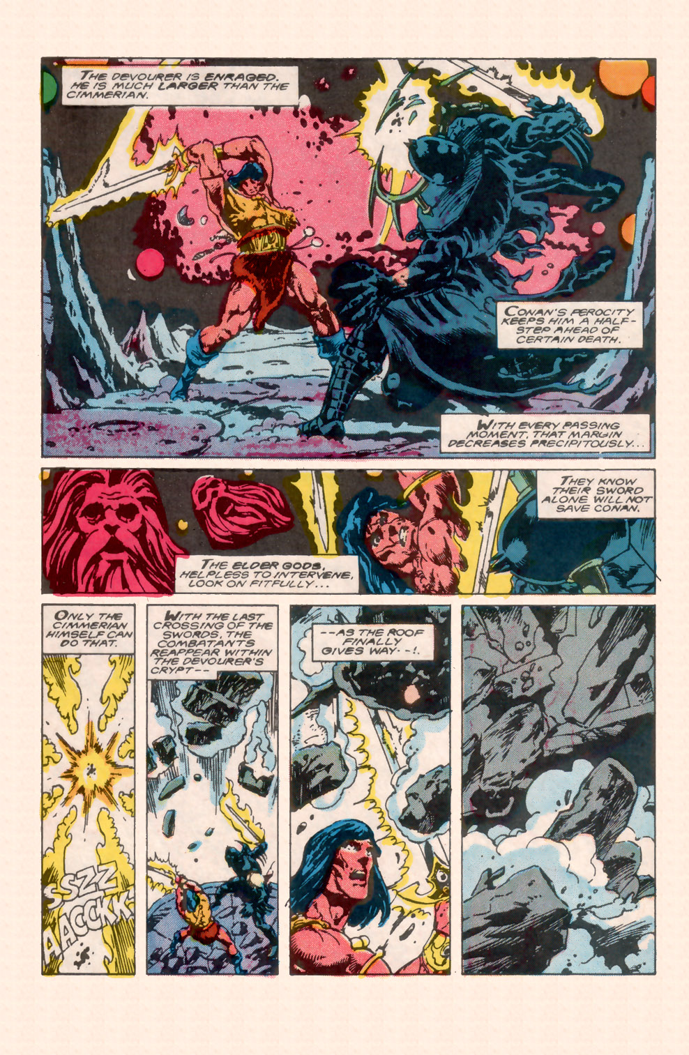 Conan the Barbarian (1970) Issue #200 #212 - English 35