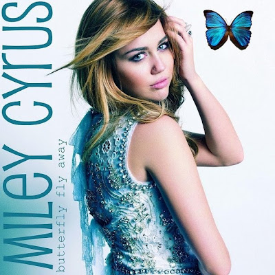 Miley Cyrus - Butterfly Fly Away Lyrics