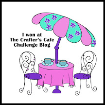 3 x The Crafter's Cafe Winner