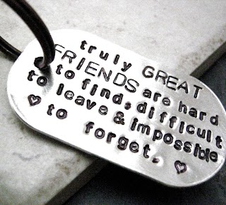friend is not a 4 (four) letter word