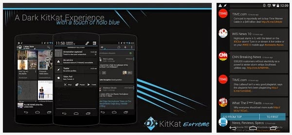 KK Extreme Theme CM11 AOKP v2.44 Apk