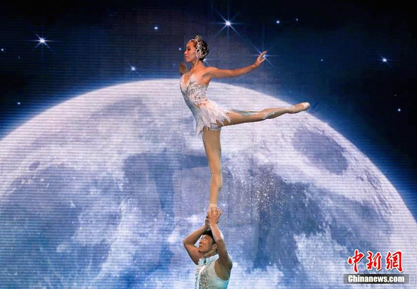 Chinesische Akrobatik begeistert in Mailand   Gerrys Blog