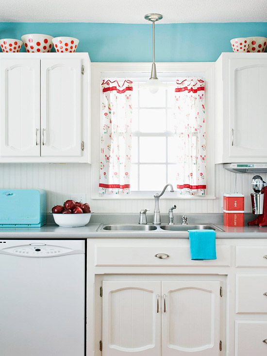 The Marvelous Kitchen cabinets new colors Photograph