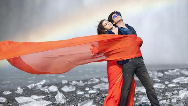 gerua video song dilwale