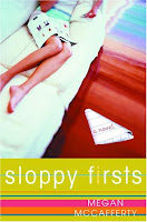 Sloppy Firsts book cover Megan McCafferty