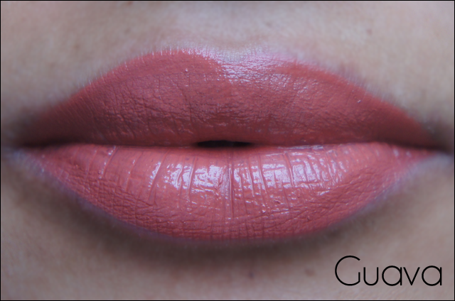 Earthnicity Liquid Lips Guava Review