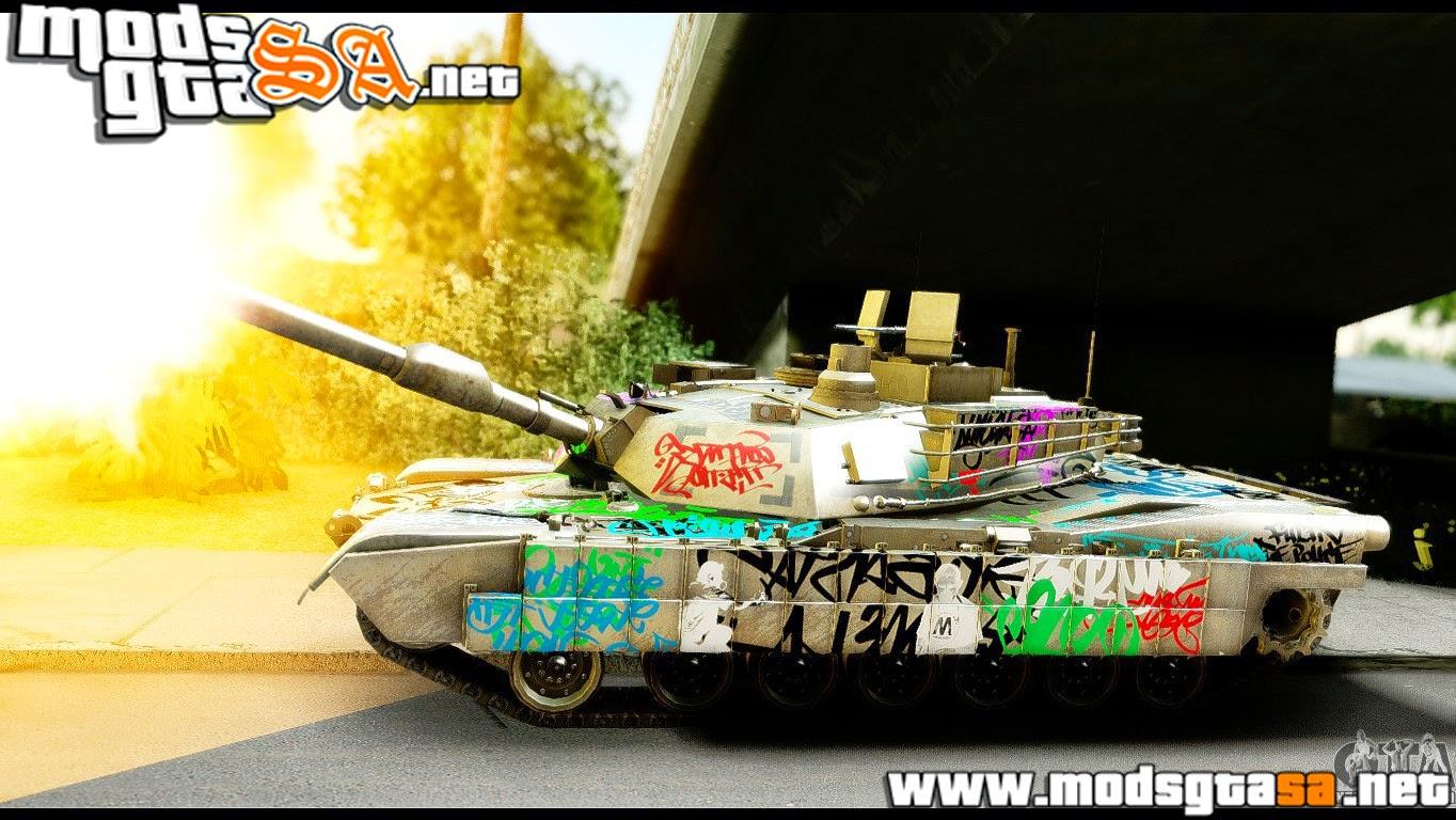 SA - M1A2 Abrams