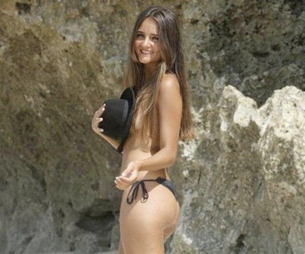 CatarinaMigliorin Brasileira que leiloou a virgindade acerta com a Playboy e será a próxima capa