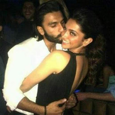 deepika padukone hot kiss