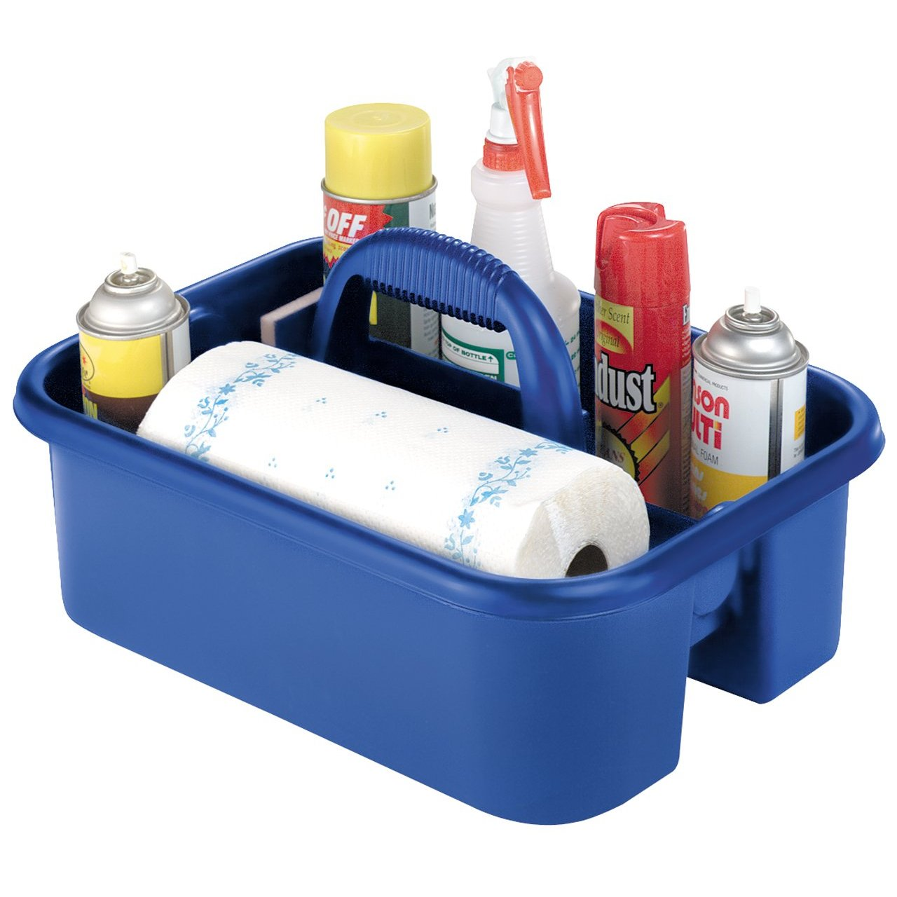 No Frill Reviews and Giveaways!: Keep Cleaning Products Organized - Tip!