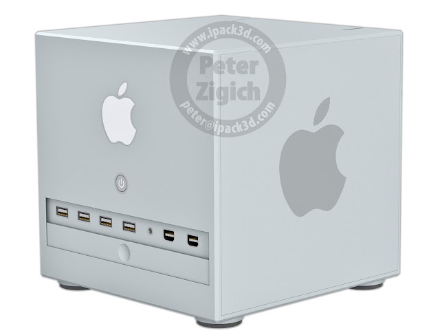 Apple Mac Pro Cube
