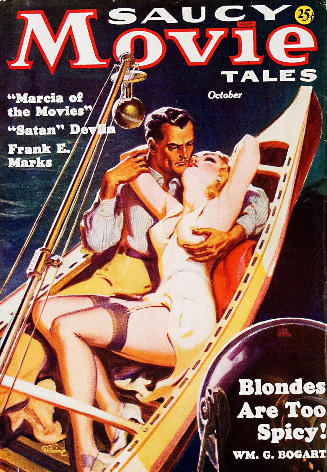 Tales norman saunders saucy movie