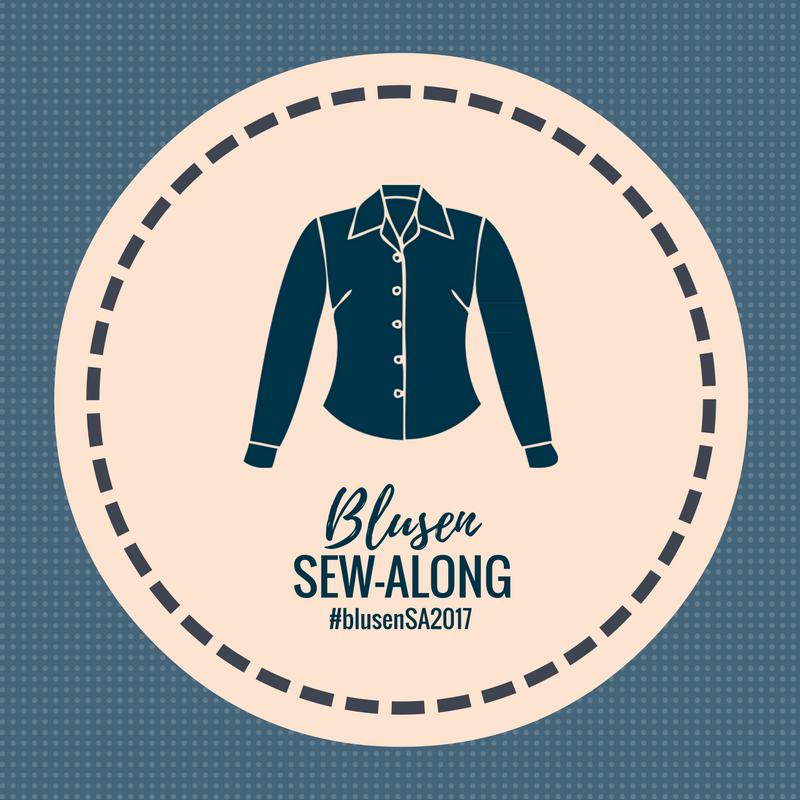 Blusen sew -  Along 2017