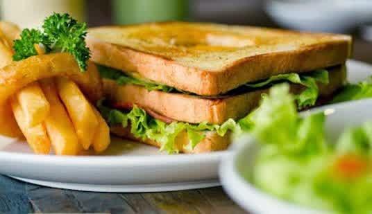 Resep Membuat Sandwich Isi Telur Sarapan Pagi Begizi