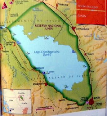 """Reserva Nacional """"JUNÍN"""""""