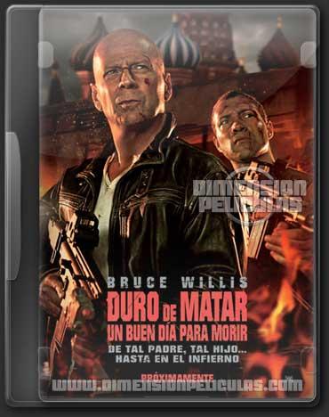 Duro de matar 5 (BRRip HD Español Latino) (2013)