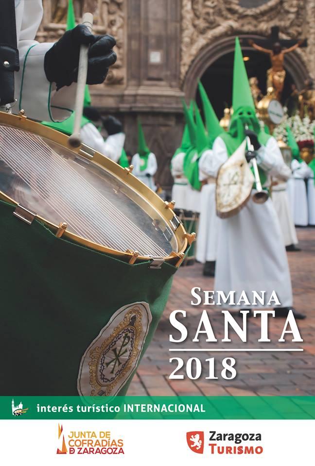 Cartel Semana Santa 2018.