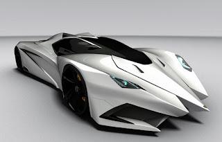 2013 Lamborghini Ferruccio Concept