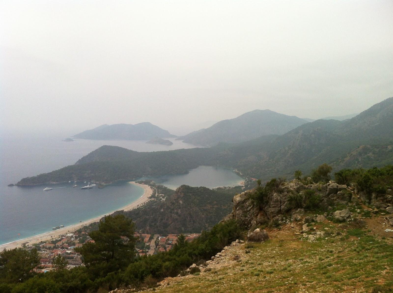 Lycian Way Coast