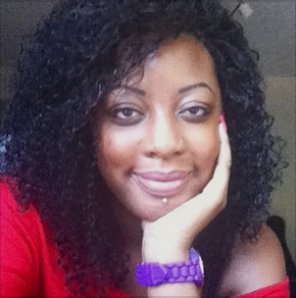 80's big curly hair natural black girl